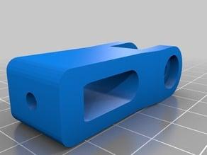 Y axis belt tensioner Prusa i3 & 28 teeth synchro pulley