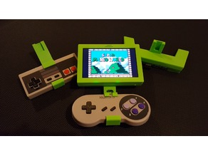 Hack Like Heck: Andy G - Portable Emulator with Swappable Controls