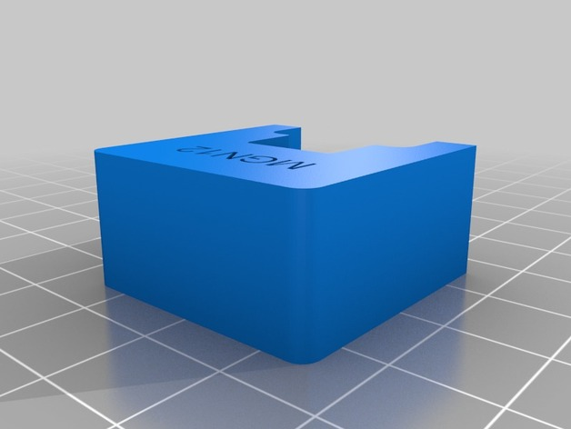 I published a Thing on @thingiverse!  #thingalert...