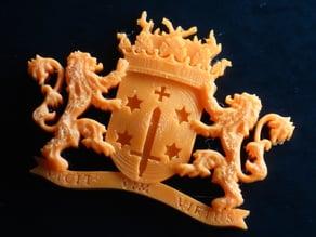 Wapen Haarlem/Haarlem Crest