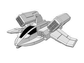 SW - XM-1 Missile Boat