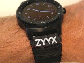 ZYYX Watch Wristband - Multi Material Print