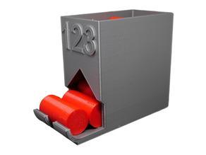 123 Photo battery dispenser