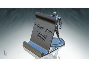 Iron Man Phone stand