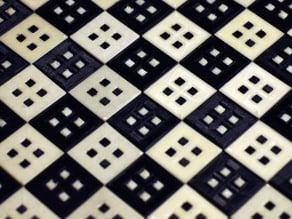 Chess / checker board