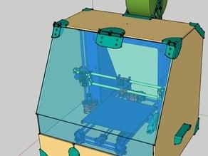 Prusa i3 Printer Box