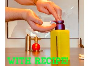 B&BW Foam Soap Pump Sleeve + Recipe!