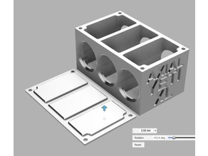 RC Bullet Box - Axial Yeti XL