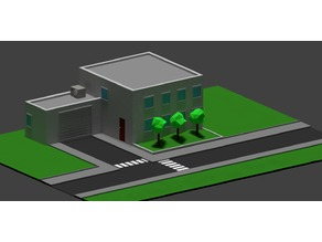Small building