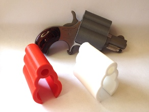 North American Arms NAA .22LR or Companion  neck holster.
