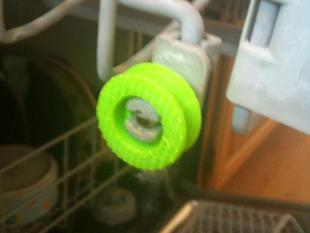 Dishwasher Upper Rack Wheel
