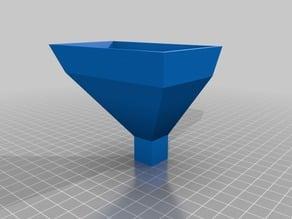 SMT Parts bin funnel