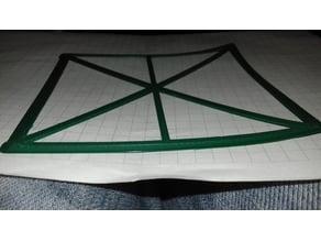BED LEVEL Z  300x300x1mm 3d TEST!. stl3dmodels.com