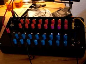 Modularino - arduino based modular step-sequencer