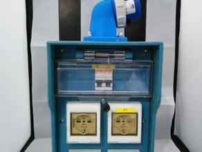 IEC 309 Connector