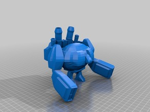 Starcraft 2 Carbot Thor