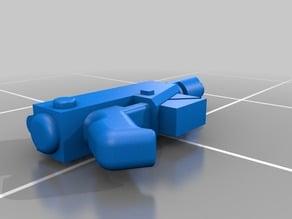 Laser pistol (28mm)