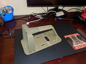 Donkey Car -parts for small-footprint build plates