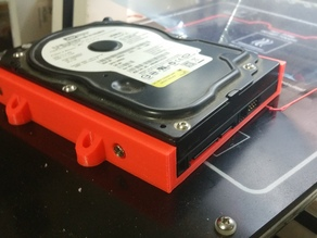 "HDD ""Hard Drive"" 3.5 Wallmount"
