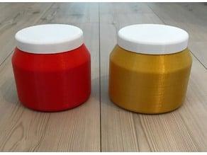 Children's Honey Jar with Lid