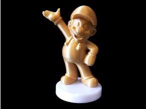 Mario with base (amiibo)