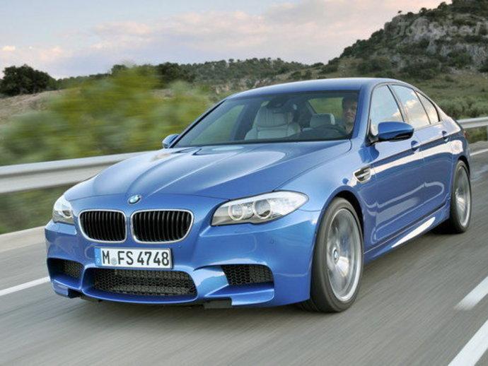 BMW M5 2012 by cmc - Thingiverse