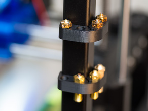Nozzle Rack (RigidBot)