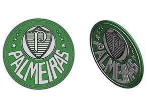 Sociedade Esportiva Palmeiras Badge - Brazilian Soccer Team