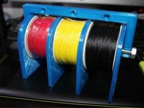 Dispensador para cable de cobre