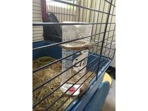 Bottle holder Guinea pig cavia