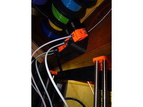 Prusa MK2S Multi Material Extruders 45° mount