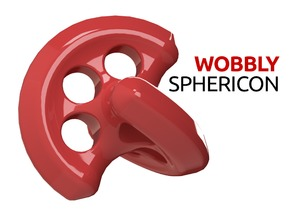 Wobbly Spericon