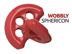 Wobbly Spericon