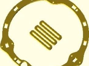 Printable LED Ring Light