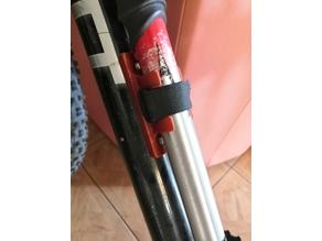 Bicycle Pump Lock