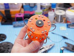 Wire Rope Isolator Vibration Dampener v2