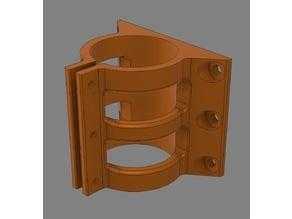 Support moteur RS-CNC 52mm