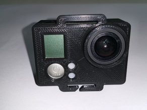 GoPro 3 or 4 Lens Protector / Face Plate