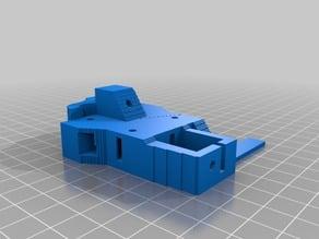 (3D Slash) extruderhalter_komplett1