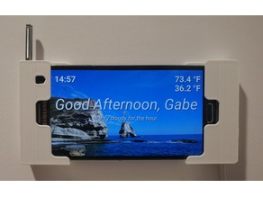Samsung Note 3 Wall Mount
