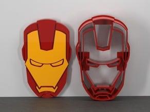 Iron Man - cookie cutter