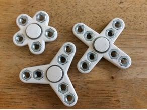 Very Customizable Fidget Spinner