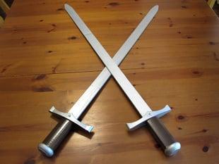 Sword Theater Prop