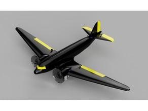 C-47 Dakota, RC Plane