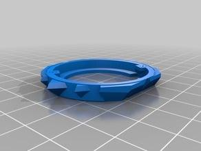 Beyblade Burst Disk Frame Dagger 0 Clicks