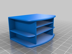 Doll House Television Stand