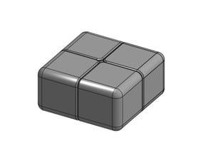 2x2x1 Twisty Puzzle