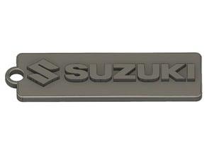 Keychain Suzuki (2)