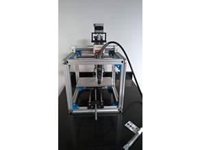 CNC and 3d Printer - Printed