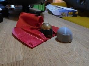 Helmet for OpenRC F1 car